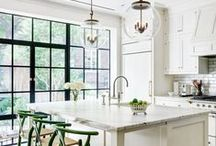 KITCHENS / by The Style Scribe