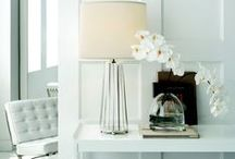 HALLWAYS / SMALL SPACES / by The Style Scribe