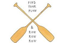 R O W I N G / Find your flow and row row row!!!