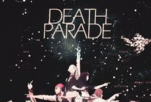 "death parade ~ / ""Do you know what the most primitive emotion people have is? It's fear."" -Nona"