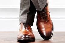 Footwear / by Dzifa Ababio
