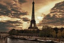 Vingt Arrondissements (Paris) / by Dzifa Ababio