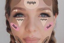 Beauty | Make Up Inspiration