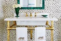 Bathrooms / by Carrie Moore