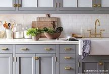 Kitchen / by Carrie Moore
