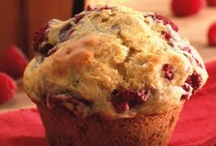 CUPCAKES and MUFFINS / by Nancy Marie Carlson