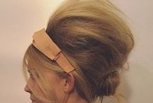 hair. / blonde hair-don't care. / by Allie Bordeaux