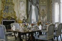 GREAT DININGROOMS / by Liisa Kuittinen-Peer