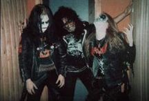 Corpse Paint / True Norwegian Black metal