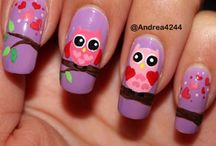 Nail fun / Some future ideas that I might like to try one day :)