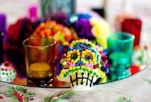 Dia de Muertos / #dayofthedead: decoration, food and costume inspiration