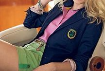 Classy! Ralph, Brooks Brothers, Vineyard Vines, and More... / by Daniela Kristensen