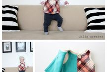Sewing for the wee ones