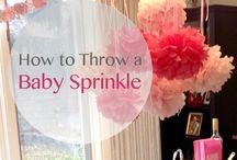 Baby Sprinkle!