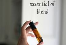 LIFESTYLE || Essentials and Oils / Living In Color is your source of inspiration for essential oils.