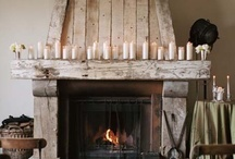 Mantles and Fireplaces