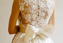 Lovely Little Details / Lace, Tulle, Bows, Ruffles, Sequins, details & girlie stuff I like ... / by Christie Walsh