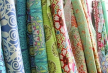 fabric / by Kristin Austin