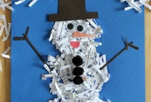 Preschool Winter Fun  / by Andrea House Sarasin
