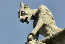 Gargoyles and Awesome Others.  / Not quite angels. Not quite demons.   / by Cheryl Williams