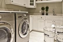 house interior | laundry