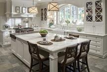house interior | kitchen + eat in