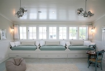 house interior | built ins + molding