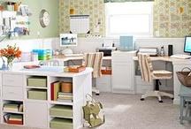 house interior | craft space