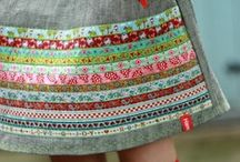 Make your own - sewing clothes / DIY tutorials and inspiration for sewing your own clothes. / by Raphaele Lamaze-Beyssac