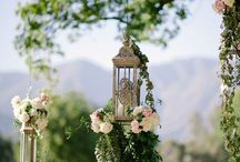 Wedding design - decors