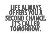 Wisdom to live by