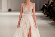 Wedding bride - dress
