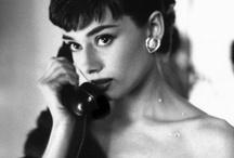 Audrey Hepburn / by Chisato Miyajima