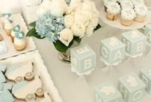 Baby & Bridal Showers & Sprinkles! / by Christie Walsh