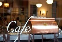 cafe / by Chisato Miyajima