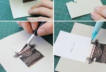 Paper craft / by Raphaele Lamaze-Beyssac