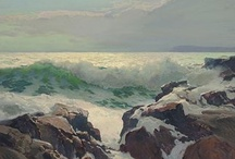 Seascapes & Marine Art / by Lani Browning