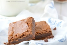 sweet - brownies & blondies