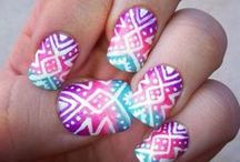 Beautiful Nails / This board has a collection of gorgeous nail art that will help inspire you with new designs that will spark your creativity!