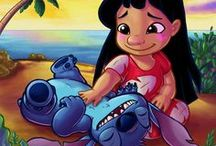 Lilo and Stitch  / by Breanna Norup Hoffman