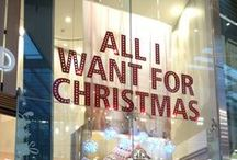 all i want for christmas is.........