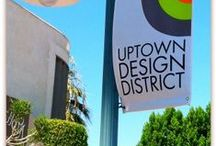 Palm Springs Uptown Design District / Photos, stores, galleries and restaurants in the Uptown Design District of Palm Springs