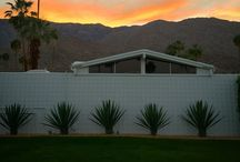 Canyon View Estates - Palm Springs / Photos of this lovely mid-century neighborhood in Palm Springs, CA.