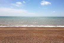 Life-on-Sea / The perfect seaside getaway in St. Leonard's-on-Sea, Hastings, UK.