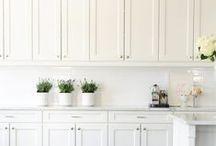 (wip) house planning   basement kitchenette / by Kristin Austin