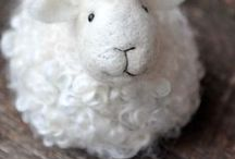 Holiday-Easter / Lambs, chicks, eggs, recipes ... spring / by Lori Jean