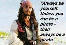Be SaVVy / Pirates, Pirate Fashion, Steampunk, sayings, Rum, ships and the sea