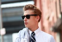Mens Style and Hair / by Erin McCarthy