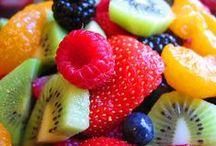 Healthy eating / by Krystal Cornaby Larsen