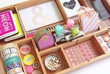 ♡Let's Organize♡